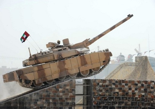 أكثر من 50 منظمة ألمانية تدعو برلين إلى وقف صادرات الأسلحة للإمارات