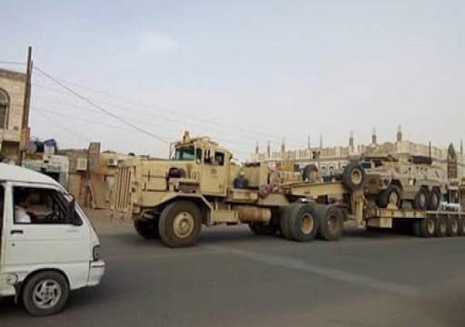 وصول تعزيزات عسكرية سعودية لمنفذ يمني مع عُمان غداة اشتباكات