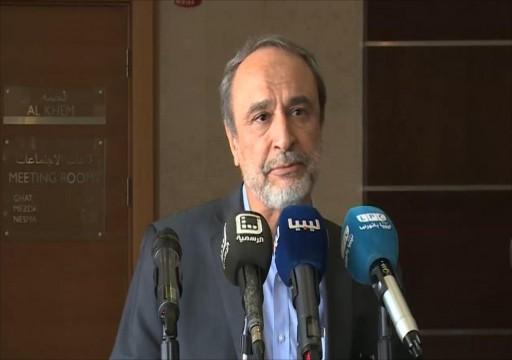 السويحلي يتهم أبوظبي بمحاربة ليبيا والربيع العربي