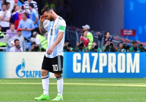 المغرب تعيد ميسي إلى منتخب الأرجنتين