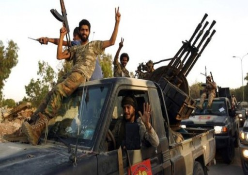 الوفاق تحرز تقدماً بمحاور القتال جنوب العاصمة طرابلس