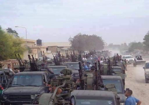 الوفاق والمجلس الأعلى يرفضان مساعي أميركية لوقف إطلاق النار في طرابلس