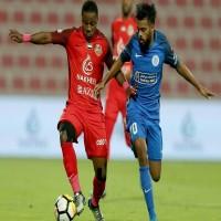 تعادل خاسر بين النصر وشباب الأهلي في دوري الخليج