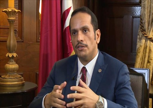 قطر.. لا ضرورة لإعادة فتح السفارة في دمشق