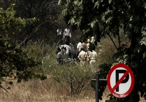 تحطم مقاتلة تابعة للقوات الهندية