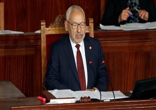 """تونس.. الغنوشي يعلن استئناف عمل البرلمان ويتّهم الرئيس بـ""""السطو"""" على صلاحياته"""