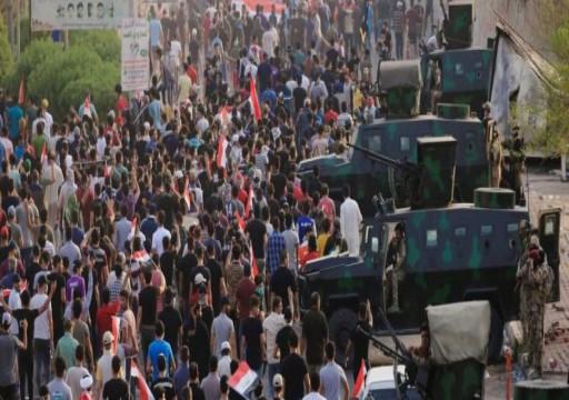 تظاهرات البصرة تعود للواجهة ومطالب بتحويل المحافظة لإقليم