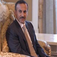 المبعوث الأممي إلى اليمن يلتقي نجل صالح في أبوظبي