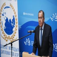 لافروف: العلاقات الروسية الأمريكية مصابة بالتسمم حاليا!