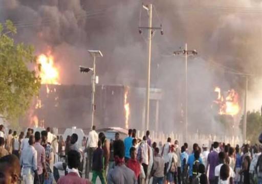 وكالة: الأمن السوداني يلقي القبض على 14 أستاذاً جامعياً