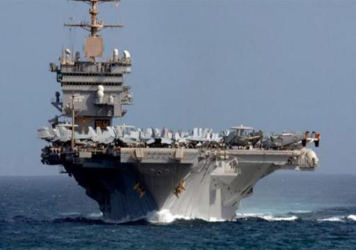 الإمارات ودول خليجية توافق على نشر قوات أمريكية في مياه الخليج