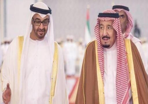 """اُتهم بالخرف.. خليفة ونائبه و ولي عهده يهنئون """"سلمان"""" بتوليه السلطة"""