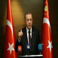 أردوغان: تركيا لن تتراجع في مواجهة العقوبات الأميركية