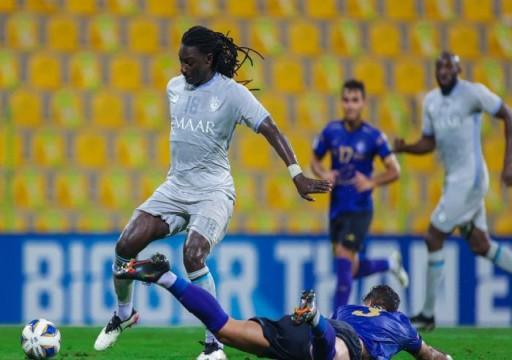 الهلال السعودي يبلغ ربع نهائي دوري أبطال آسيا