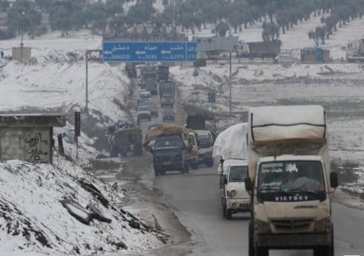 الأمم المتحدة: فرار أكثر من 800 ألف سوري بسبب هجمات الأسد وروسيا