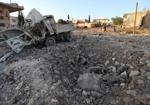 العفو الدولية: نظام الأسد يرتكب جرائم ضد الانسانية في إدلب وحماة