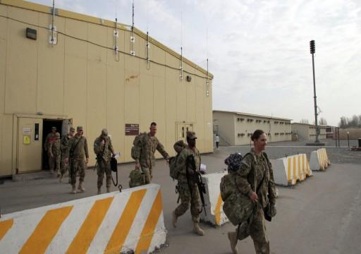 سقوط سبع قذائف على قاعدة تستضيف قوات أمريكية في العراق