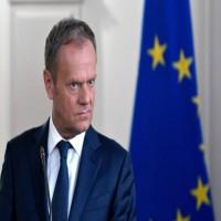 """رئيس المجلس الأوروبي يندد بـ""""الموقف المتقلب"""" لإدارة ترامب"""