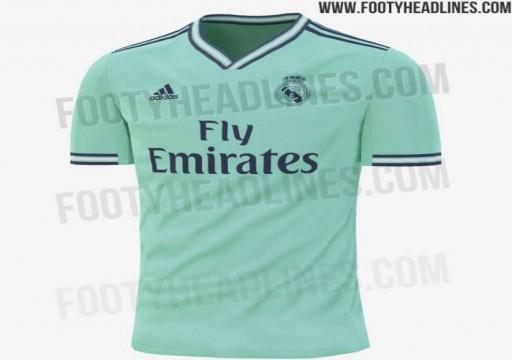 تسريب قميص نادي ريال مدريد للموسم المقبل