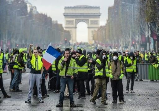 السفارة في باريس تحذر من الذهاب إلى أماكن المظاهرات