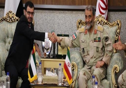 أبوظبي تستفز السعودية بمحادثات مع إيران حول الأمن البحري
