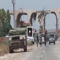 النظام يواصل التمدد ويحاصر درعا ويخرق الاتفاق
