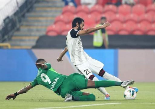 الأهلي دبي يفرض التعادل السلبي على مضيفه الجزيرة.. والظفرة يفوز على النصر