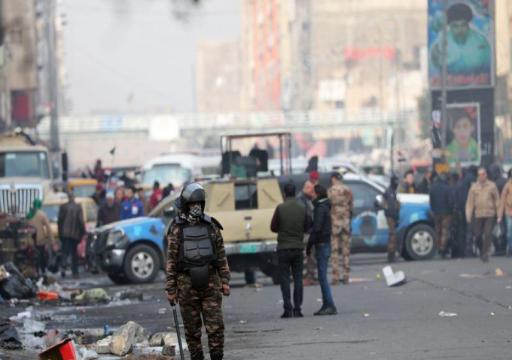 قوات الأمن العراقية تداهم مخيمات اعتصام ومقتل 4 بعد انسحاب أنصار الصدر