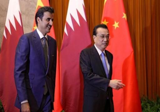 خلال زيارة أمير قطر.. الصين تدعو إلى وحدة دول الخليج