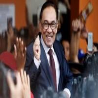إطلاق سراح زعيم المعارضة الماليزي أنور إبراهيم