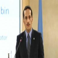 وزير الخارجية القطري مخاطبا دول الحصار: الجميع خاسر من الأزمة
