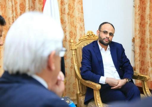 اليمن.. غريفيث يعبر للحوثي عن قلقه من معارك الجوف