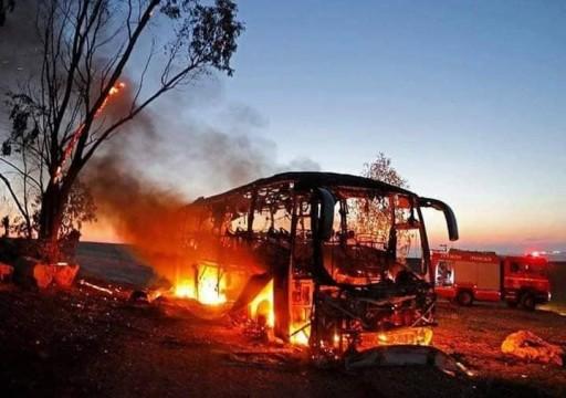 غزة: 3 شهداء في قصف إسرائيلي والمقاومة ترد بـ 200 صاروخ