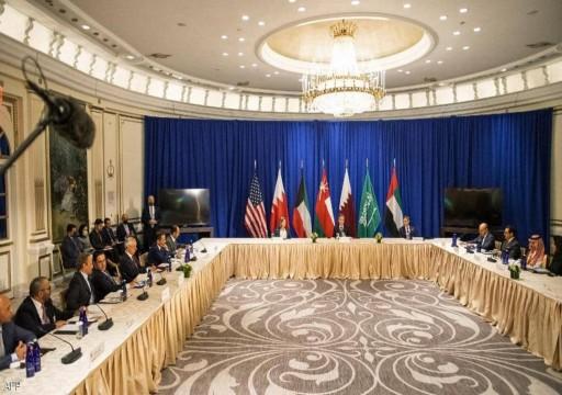 بلينكن يبحث مع ممثلي دول الخليج ملفات المنطقة