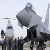 التايمز: مقاتلات بريطانية قصفت قوات موالية للأسد جنوب سوريا