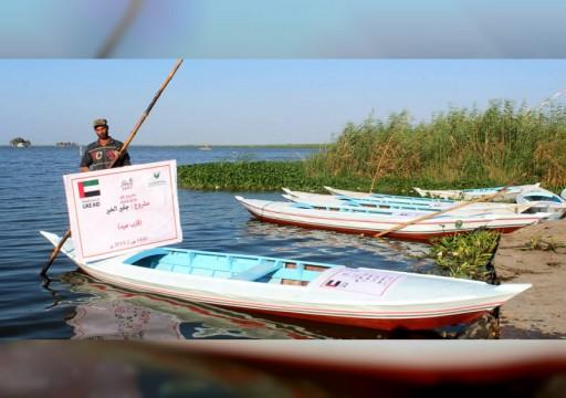 خيرية الشارقة توفر 3200 مشروع انتاجي خلال 5 سنوات