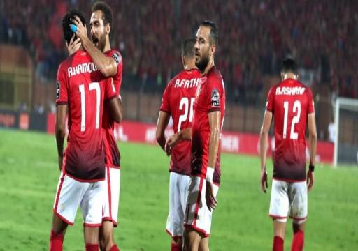 فوز شاق للأهلي المصري في مستهل مشواره الأفريقي