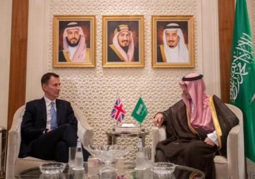 لندن: التحالف بقيادة الرياض وافق على إجلاء جرحى حوثيين إلى عُمان