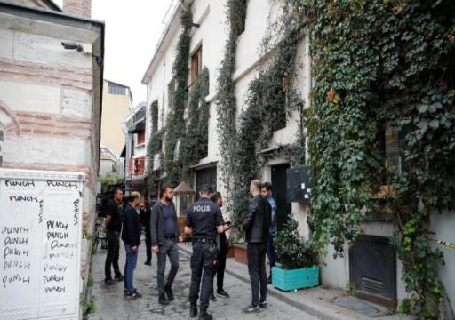 العثور على مناصر رئيسي للخوذ البيضاء السورية ميتا في اسطنبول
