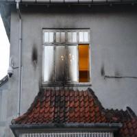 هجوم بالمولوتوف على السفارة التركية في الدنمارك