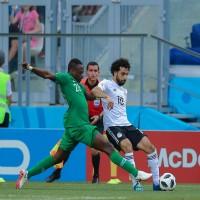 السعودية تفوز على مصر في الوقت القاتل ضمن مونديال روسيا