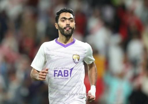 الأهلي المصري يتوصل لاتفاق مبدئي مع نادي العين حول الشحات