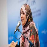 توكل كرمان: التحالف يحارب في اليمن من أجل تقسيمه ونهب ثرواته