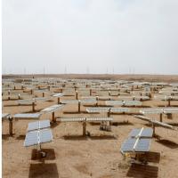 صحيفة: السعودية تعلق مشروعا للطاقة الشمسية لسوفت بنك بـ200 مليار دولار