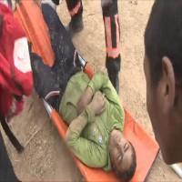 منظمة حقوقية: إسرائيل تسعى لتحويل أطفال فلسطين لمعاقين