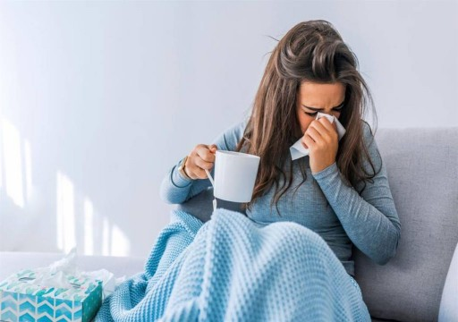 دراسة: فيروس البرد ينتقل من الأم إلى الجنين
