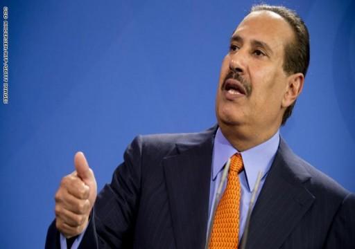 رئيس وزراء قطر الأسبق يسخر من دعوة الإمارات لوقف القتال في ليبيا