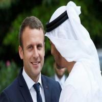 """بسبب """"أمر استجّد عليه"""".. محمد بن زايد يلغي زيارة مقرّرة إلى فرنسا الثلاثاء"""