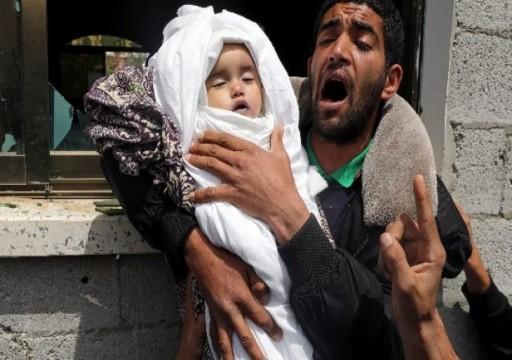 ارتفاع حصيلة العدوان الإسرائيلي على غزة إلى 31 شهيداً