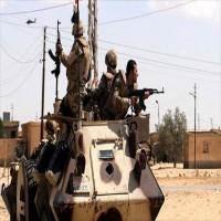 مقتل ضابط وإصابة مسؤول أمني بتفجير شمال سيناء